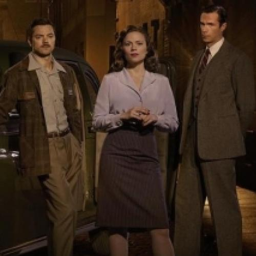 Marvel's Agent Carter - 1ª temporada