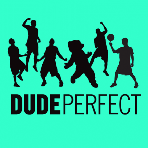 5 vídeos impossíveis do canal Dude Perfect