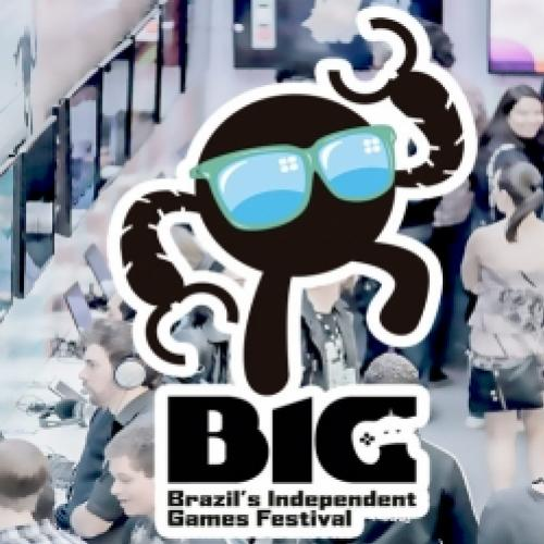 [COBERTURA] Big Festiva - O Maior festival de Games Independentesl