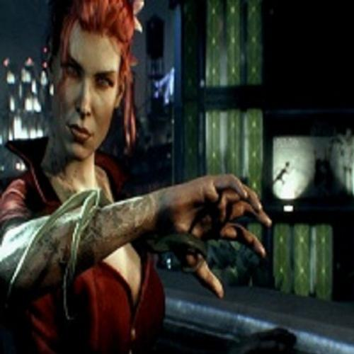 Novo Gameplay com Batman e Hera Venenosa em Arkham knight.