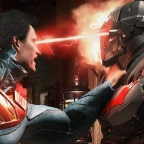 Novo trailer e mais personagens em Injustice 2