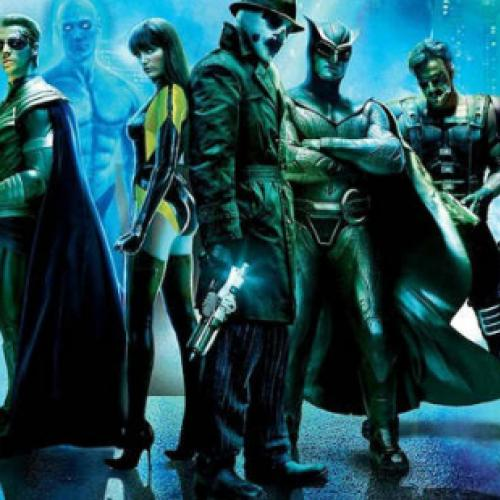 Watchmen - Quadrinhos adaptados