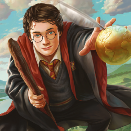 Personagem do mês: Harry Potter