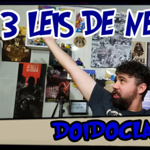 As Leis de Newton - Doidoclass #1