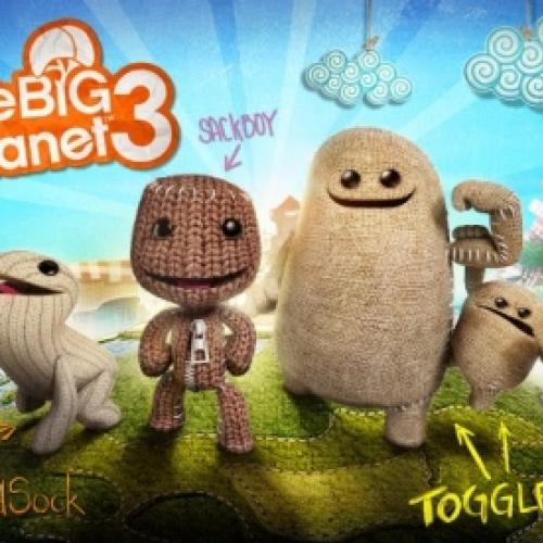 Confira o review do game Little Big Planet 3