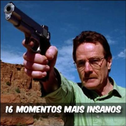 Os 16 momentos mais insanos de 'Breaking Bad'