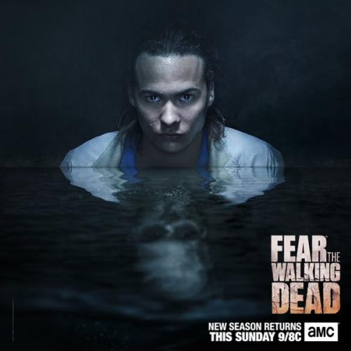 Fear the Walking Dead - 2ª temporada (parte 1)
