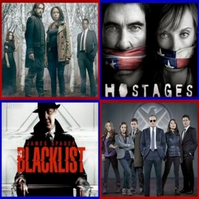 Será que vale a pena? - Hostages, The Blacklist e Agents of SHIELD