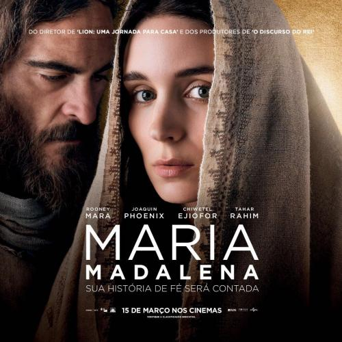 Confiram o review do excelente filme bíblico Maria Madalena
