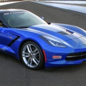 Corvette Stingray Pace Car 500