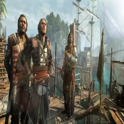 Demonstração técnica de Assassin's Creed IV Black Flag no PC