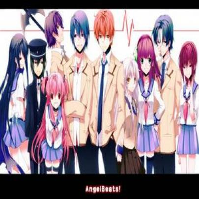 Game de Angel Beats Confirmado!!