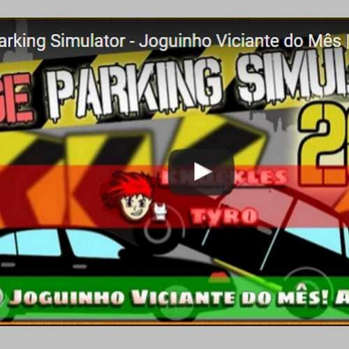 Joguinho viciante do mês: Rage Parking Simulator