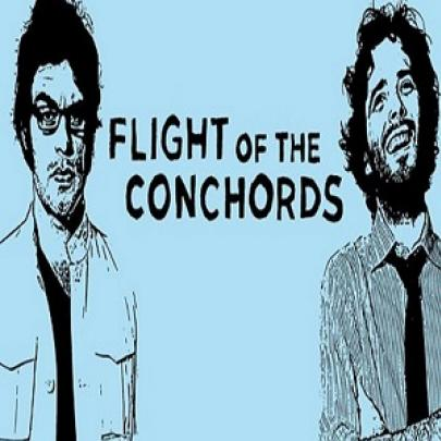 Stand Up cantado: o humor criativo dos Flight of the Conchords