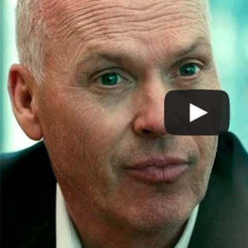 Michael Keaton no primeiro trailer de Spotlight