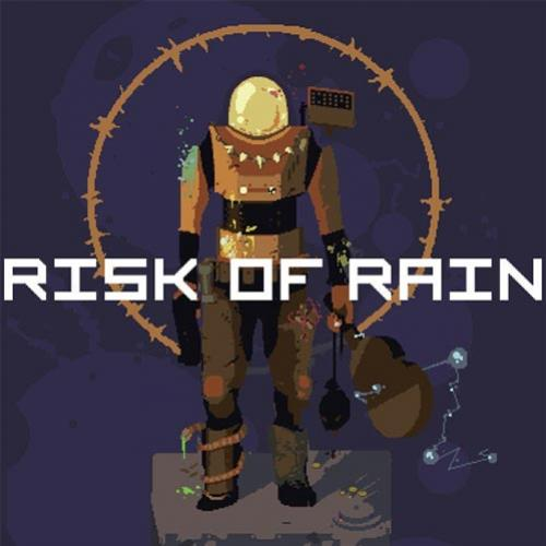 [baldoplays 001] Apanhando no Risk of Rain