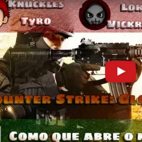 Novo vídeo - Como que abre o chat no CS-GO ?!?!