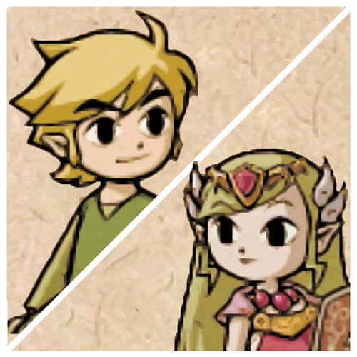 Você conhece The Legend Of Zelda - The Minish Cap do Game Boy Advance?