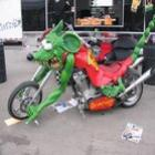 As mais loucas motos chopper
