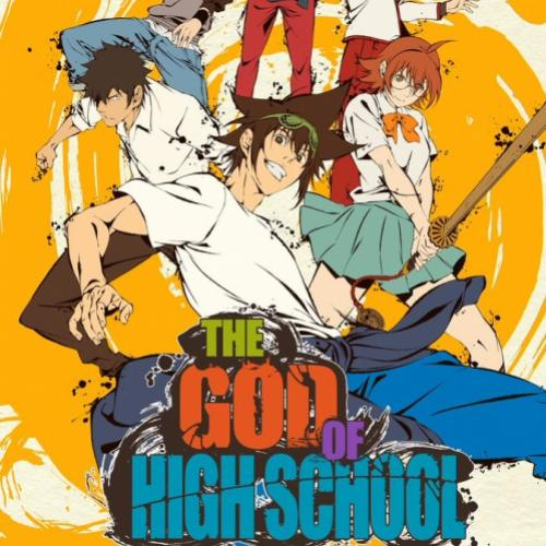The God of High School todos os episodios legendados em HD